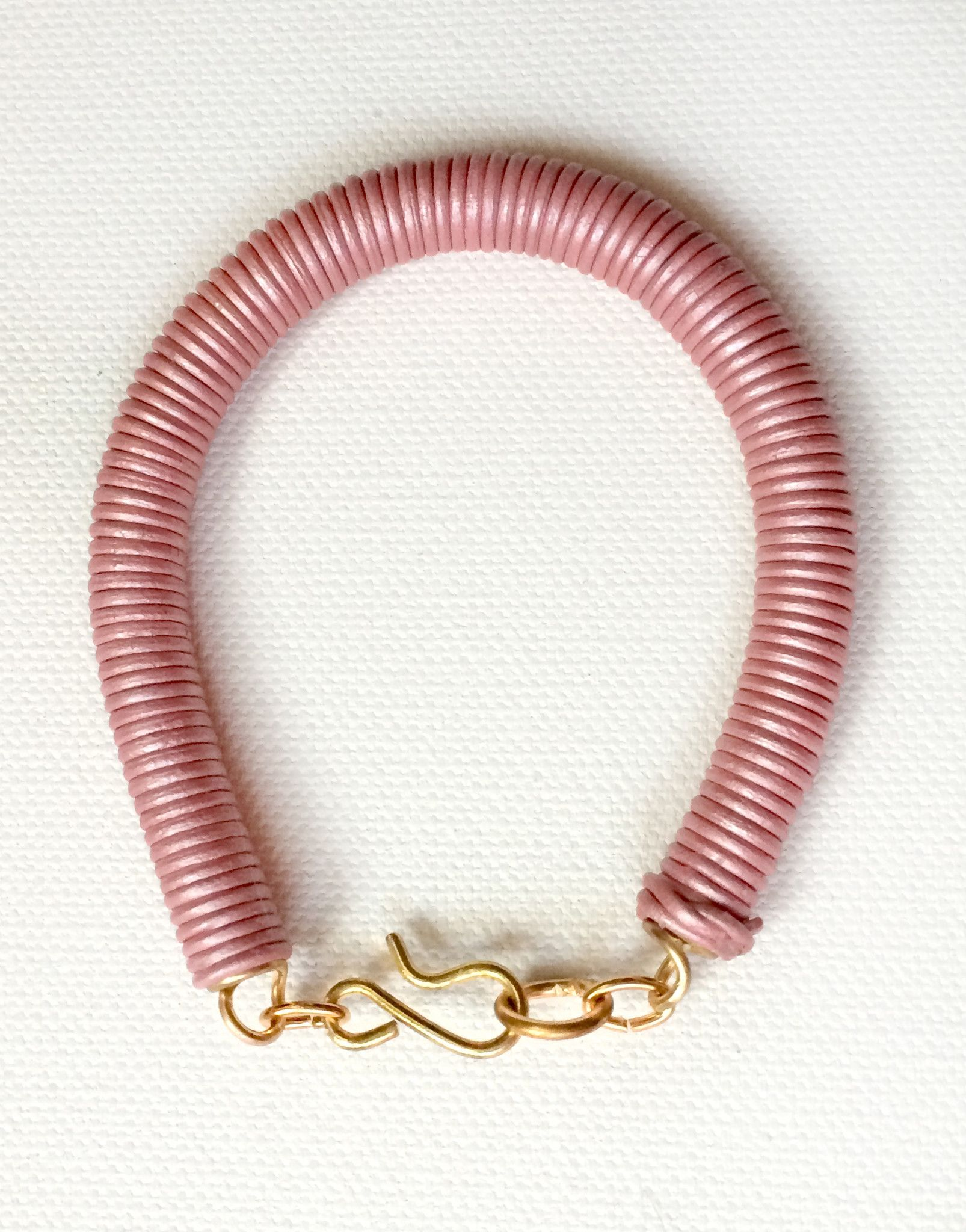 Barbie Coil Bracelet