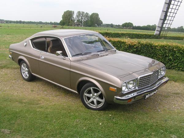 mazda 929 coupe 1977