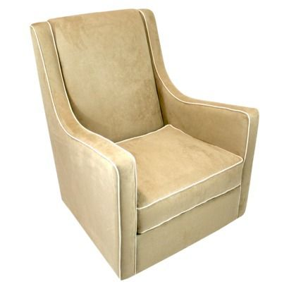 Rockabye Co. Micro Calla Glider Chair | Nursery | Pinterest