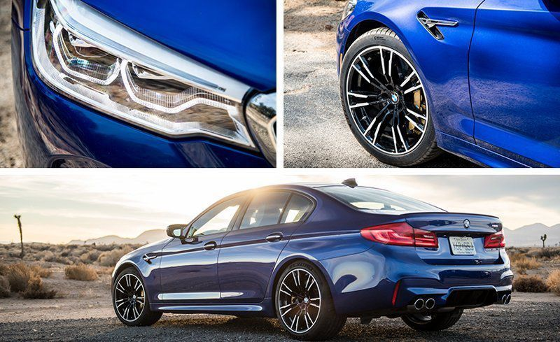 Https Www Caranddriver Com Reviews 2018 Bmw M5 Test Review Src