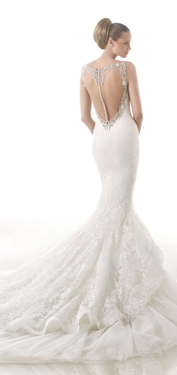 Atelier pronovias haute couture bridal collection in