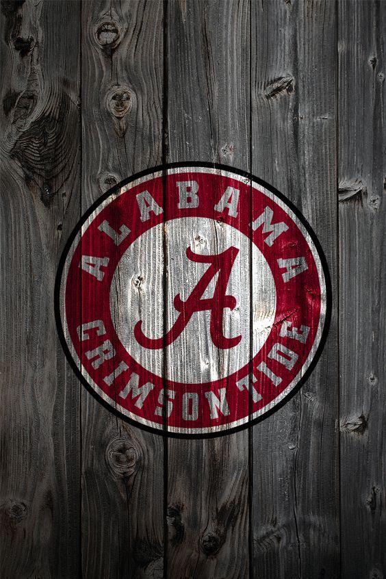 Alabama Crimson Tide Logo Wallpapers Group HD Wallpapers