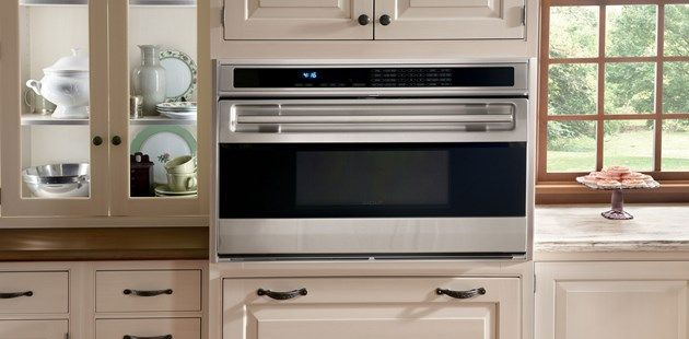 36 Built In Oven L Series Wolf Appliances So36u S Unframed 5 735 Built In Ovens Wolf Oven Double Oven Kitchen