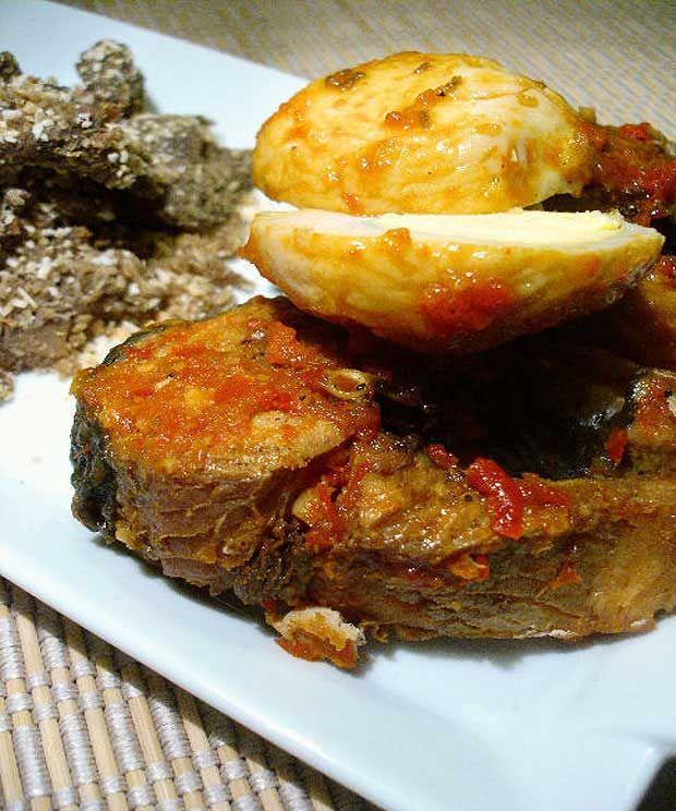 Resep Bandeng Telur Bumbu Bali Telur Bumbu Resep Masakan Indonesia Makanan Laut
