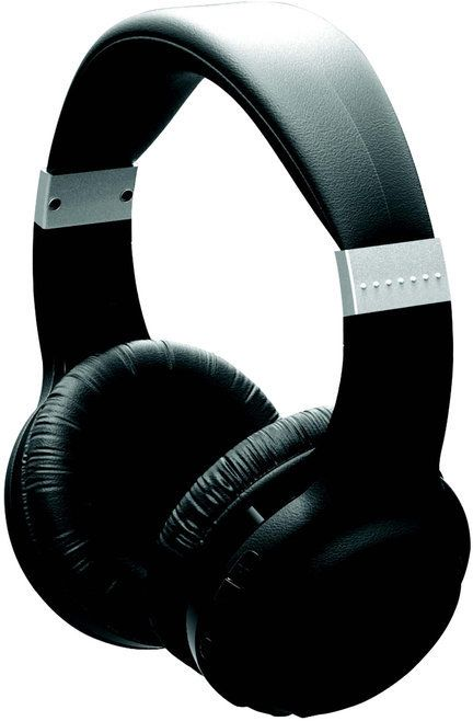 Sharper Image High Definition Wireless Headphones Beauty For The