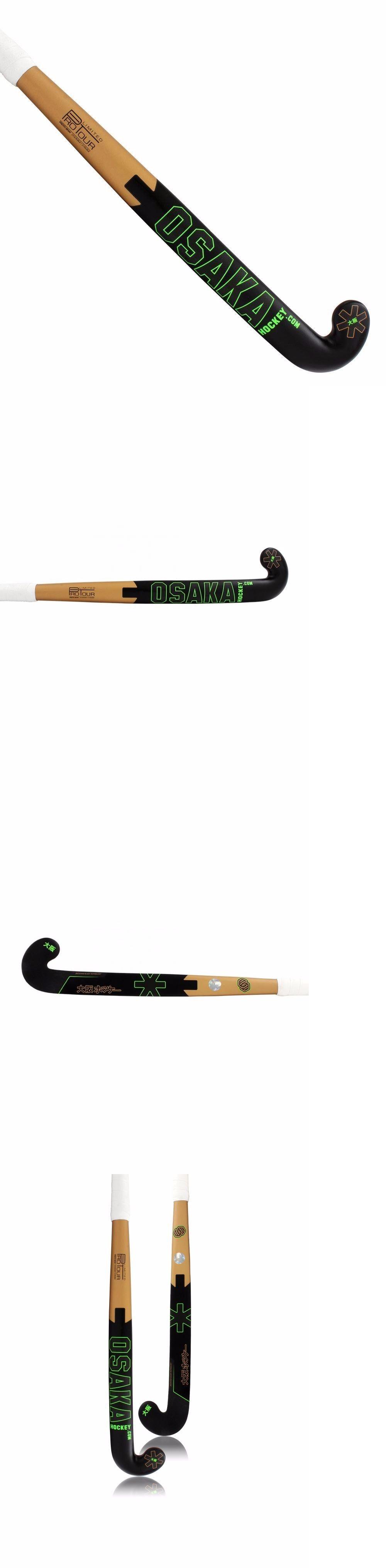 Osaka Pro Tour LTD ProtoBow Composite Field Hockey Stick free grip /& bag 37.5