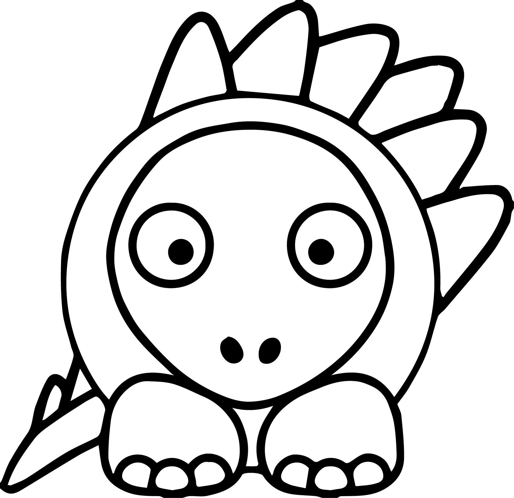 Cool Dragon Easy Coloring Page Easy Coloring Pages Dragon Coloring Page Pokemon Coloring Pages