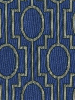 Modern Cobalt Blue Upholstery Fabric By Greenapplefabrics On Etsy