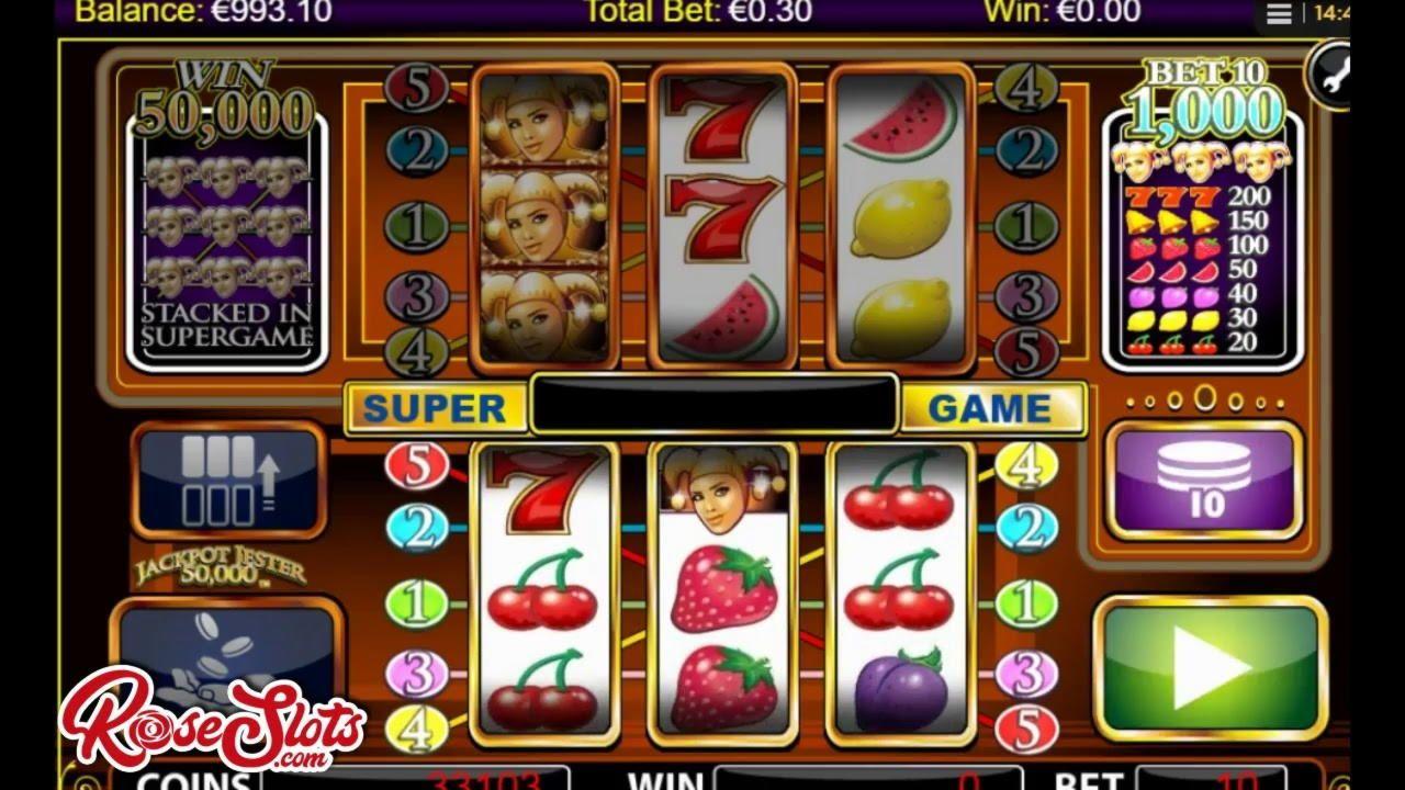 Popular online casinos