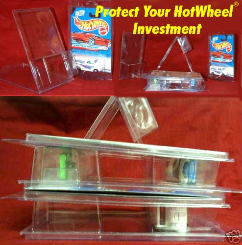 HOT WHEELS Brand Protecto Packs Clam Shell Type