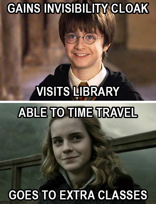 The Power Of Knowledge Harry Potter Images Harry Potter Funny Harry Potter Memes