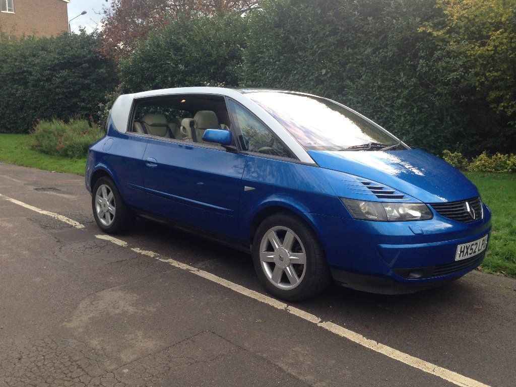 RENAULT AVANTIME Coupe for sale in South Woodford | Auto Trader ...