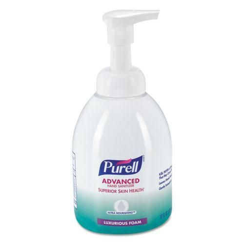 Purell Advanced Hand Sanitizer Ultra Nourishing Foam Hand