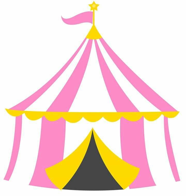 Pin De Lau Martiniano Em Circo Rosa Festa Circo Decoracao Festa