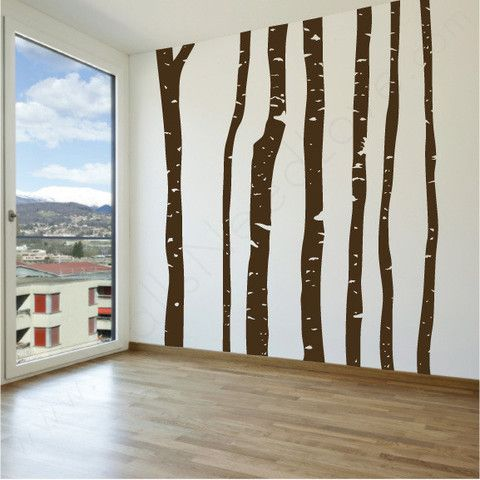 Sparrows wall decals pinterest wall decals birch forest and birch sparrows wall decals design packs walls need love thecheapjerseys Image collections