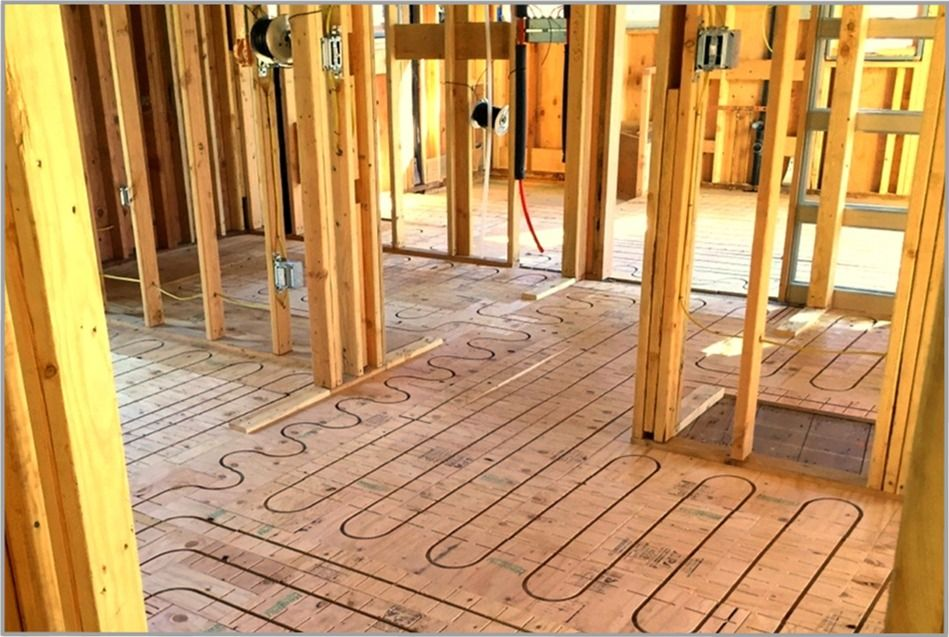 Hydronic Heating Supplies All Products Needed To Install A