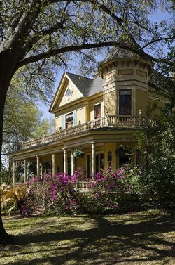 The Legacy of Diedrich Rulfs: Architect of Nacogdoches