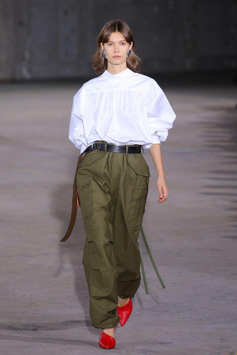 「ハイク」2019年春夏東京コレクション│WWD JAPAN ファッションパンツ, ランウェイ
