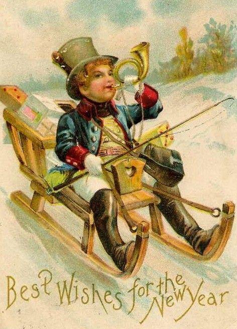 Vintage Postcards...