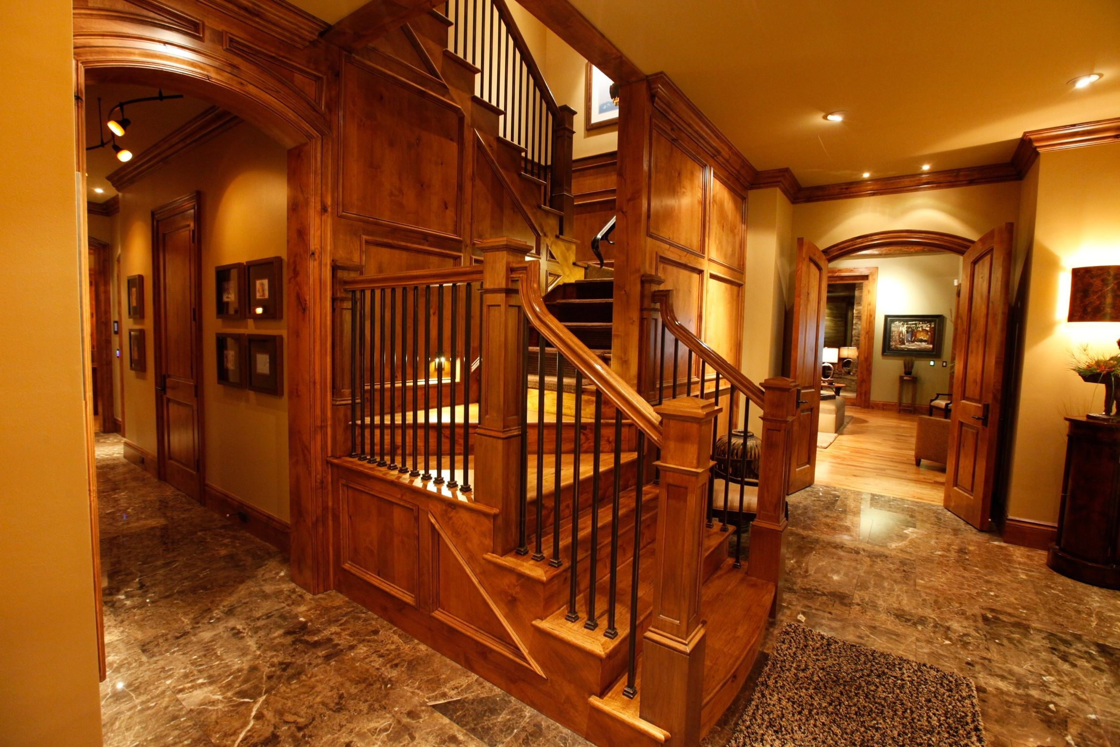 Stair Railing Ideas Diy Staircase Makeover