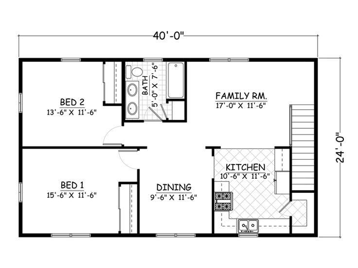 2nd Floor Plan 078g 0010 Garage Floor Plans Garage Apartment Plans Above Garage Apartment