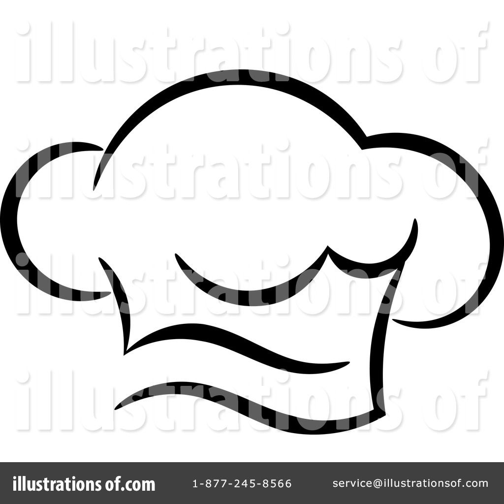 free chef clipart royalty free rf chef hat clipart illustration by seamartini graphics  [ 1024 x 1024 Pixel ]