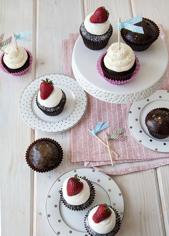how to make quick and easy cupcakes