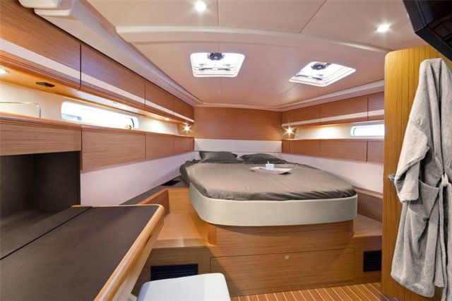 int rieur luxe voile et voilier photos bateau voiles jeanneau 53 jeanneau voile 00jeanneau. Black Bedroom Furniture Sets. Home Design Ideas