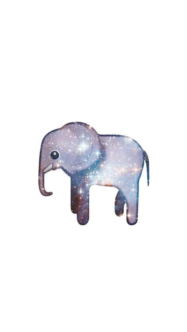 Pin By Layan On Cute Elephant Background Elephant Wallpaper Cute Elephant
