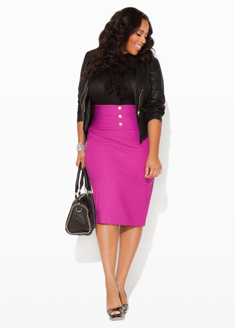 Outfitted for You! - Ashley Stewart   Mi Estilo   Pinterest   Chicos ...
