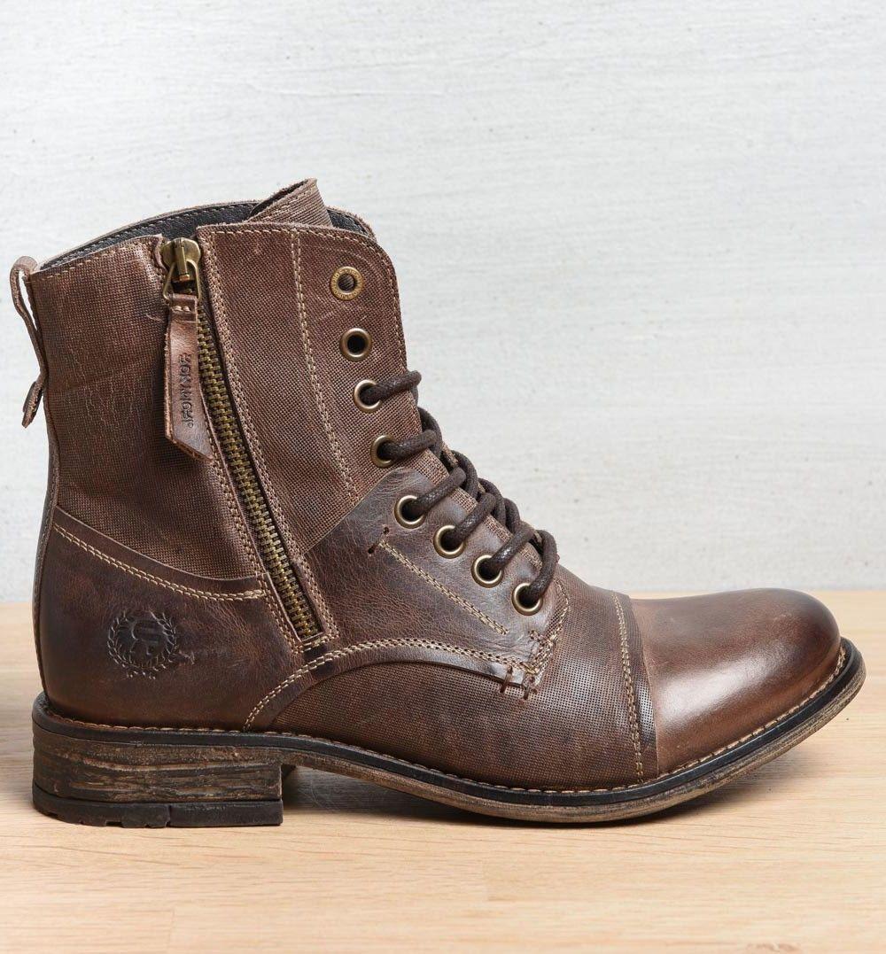 b6586d4b0cd706 Bottines MARRON MyB FEMME - Bottines et boots - Femme | My Style ...