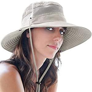 Geartop Fishing Hat And Safari Cap With Sun Protection Premium Upf 50 Hats For Men And Women Navigator Series Golfiya The Sports Store Fishing Hat Hats For Men Sun Protection Hat