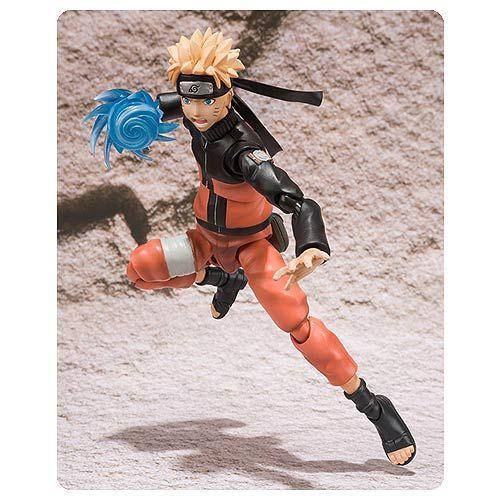 Naruto Shippuden Naruto SH Figuarts Action Figure