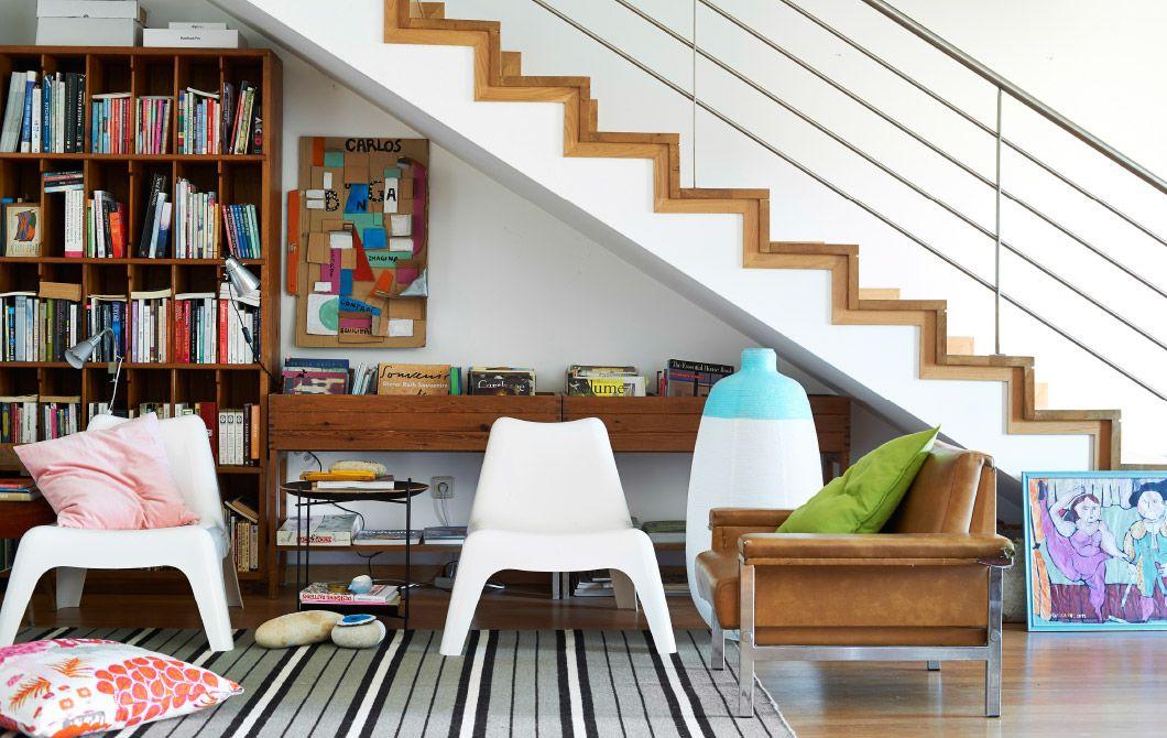 Wenn Platz rar ist, können Gartenmöbel wie IKEA PS VÅGÖ Sessel für - gartenmobel design weis