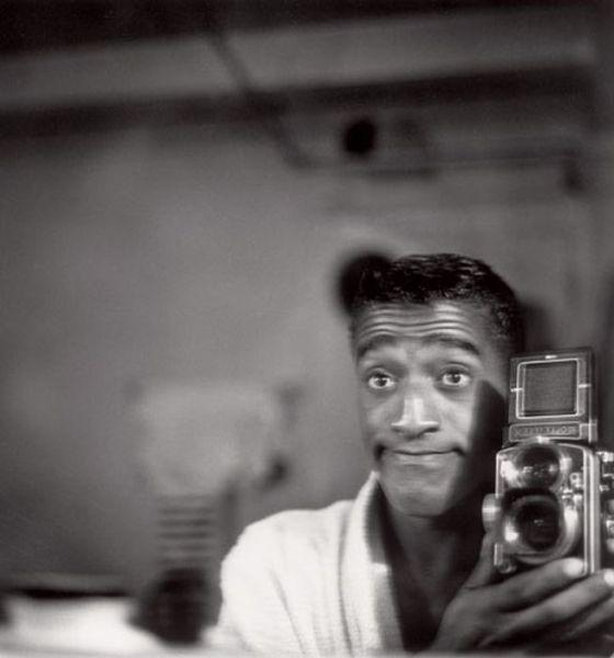 Sammy Davies Jr selfie