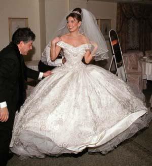 Thalia Vestidos De Novia Vestido De Boda Princesa Y Boda