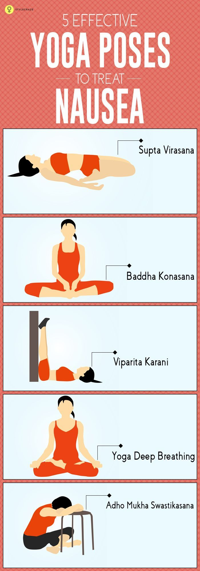 Yoga Poses For Nausea During Pregnancy