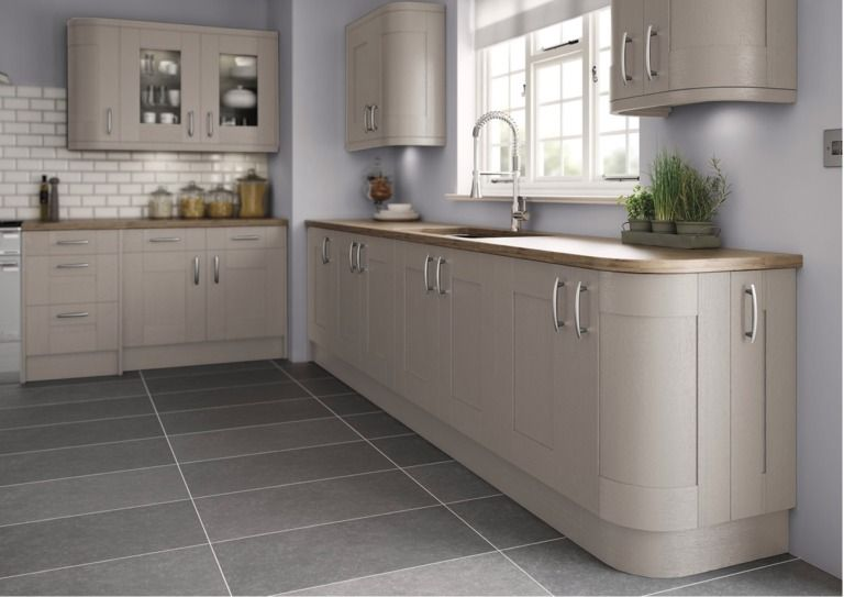 Stone Grey And Mussel Kitchens Google Search Shaker Style Kitchen Cabinets Kitchen Inspirations Sage Kitchen