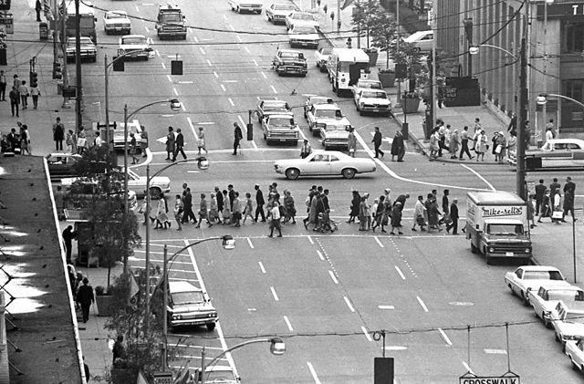 Downtown Dayton 1960 S Piqua Ohio Dayton Ohio Ohio History