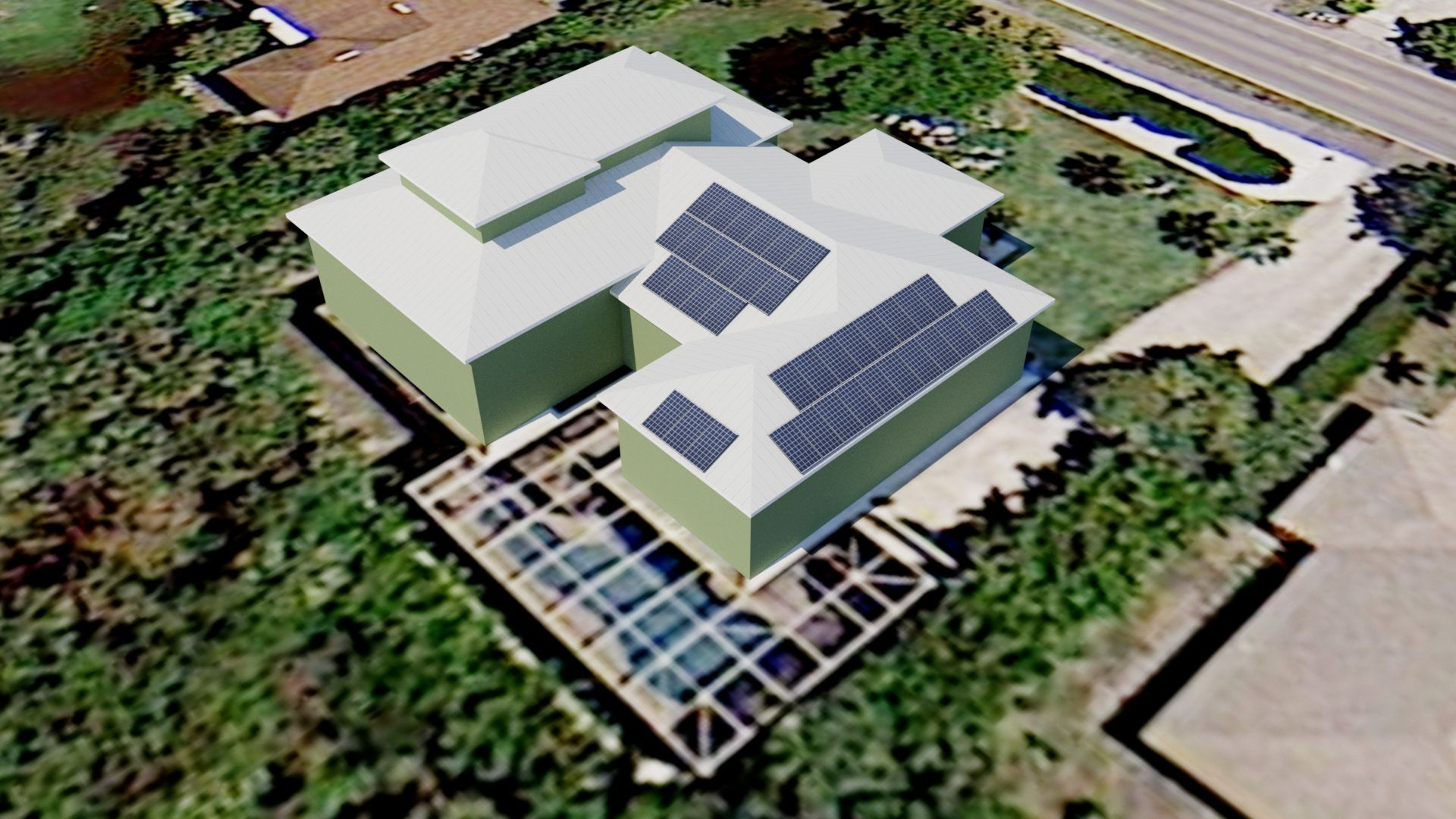SanCap Solar Connect Photovoltaic Solar Panel System ...