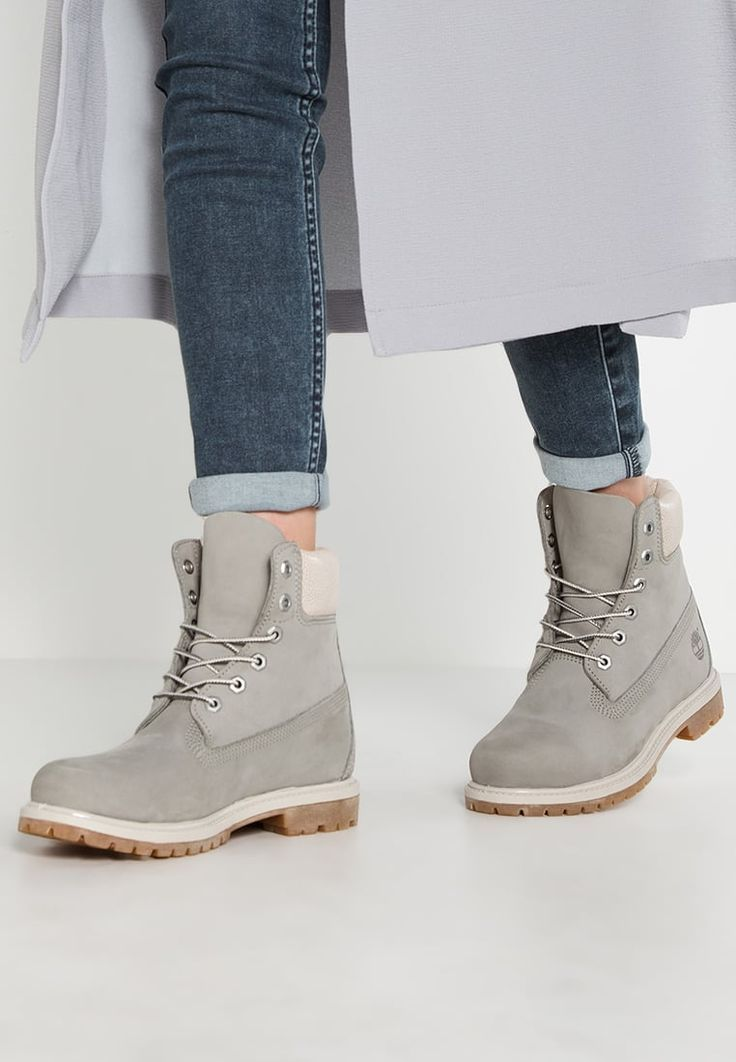 carro Noticias de última hora canal  Timberland 6 INCH PREMIUM - Schnürstiefelette - sleet - meta.domain | Botas  timberland mujer, Zapatos para niñas, Zapatos zapatillas