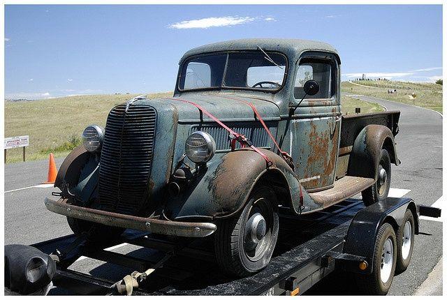 1937 Ford Pickup Classic Cars Trucks Ford Pickup Old Trucks