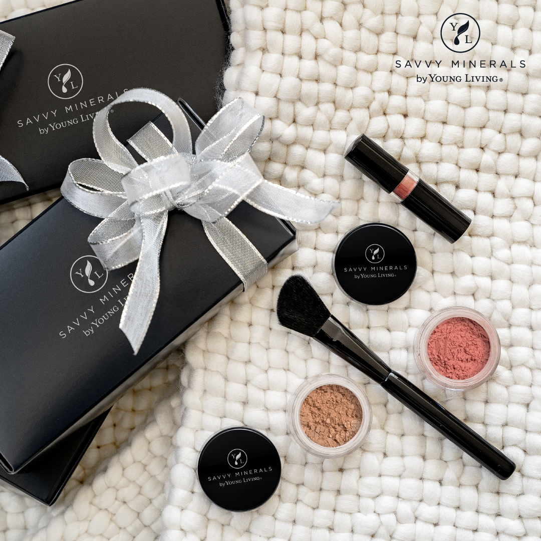 Get party ready with our Unwrapped Lip and Cheek Set! This