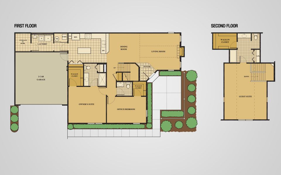 Chateau Floor Plan By Epcon View Floorplan Floor Plans Flooring How To Plan