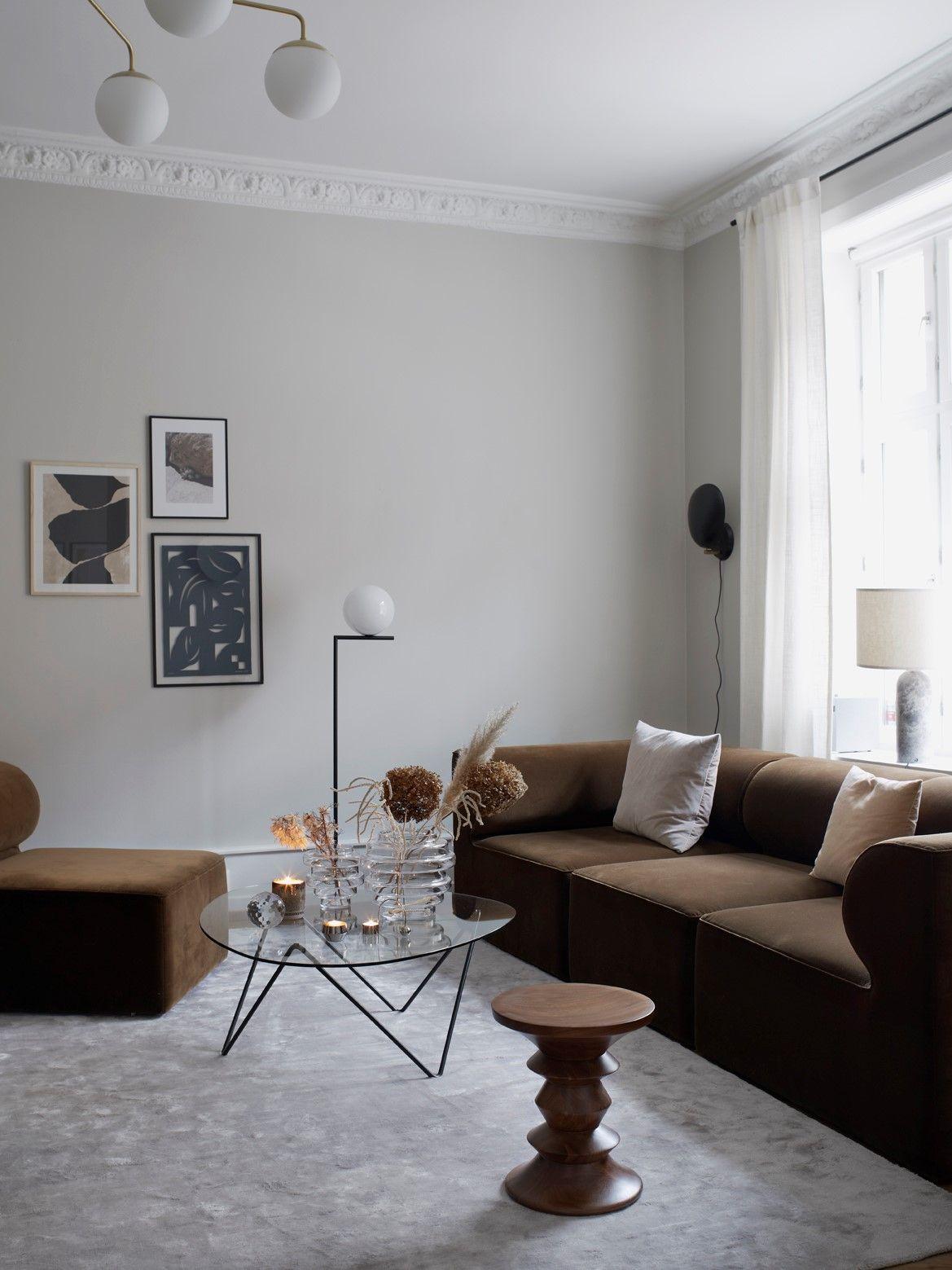 Menu Eave Modular Sofa Designed By Norm Architects Photograph Birgit Fauske Menuspace Modernismreimagin Modular Sofa Design Living Dining Room Home Decor