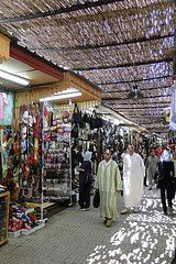 Market Stalls . Rabat