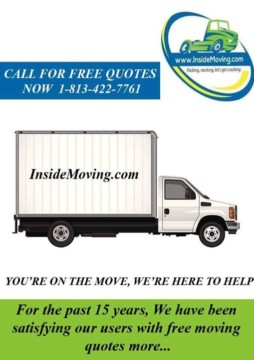 Get Your Free Moving Quote Today Compare Movers For Local Or Long