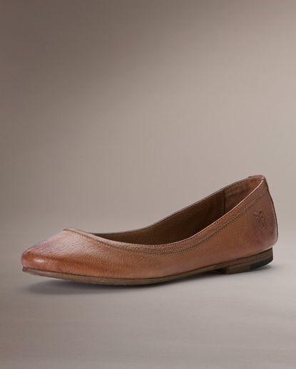 53e54e921 Frye Carson Ballet Flat, $148   Shoes   Shoes, The frye company ...