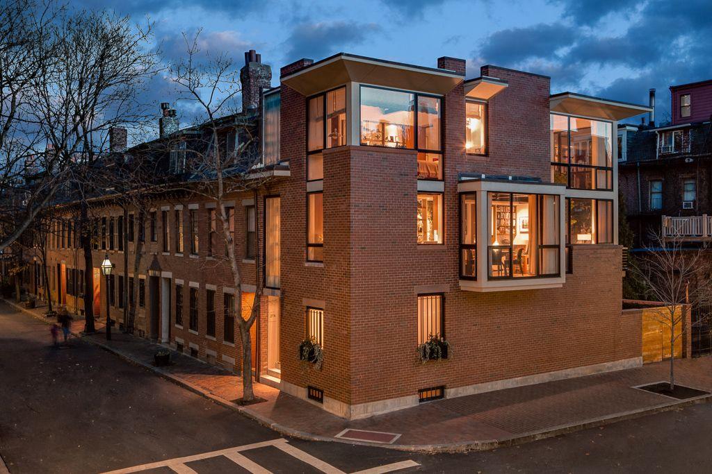 Attractive Beauchemin/Grassi Residence U2013 Guy Grassi Architect : Grassi Architectural  Design Group, Boston MA | Modern Residential Designs | Pinterest | Single  Family, ...