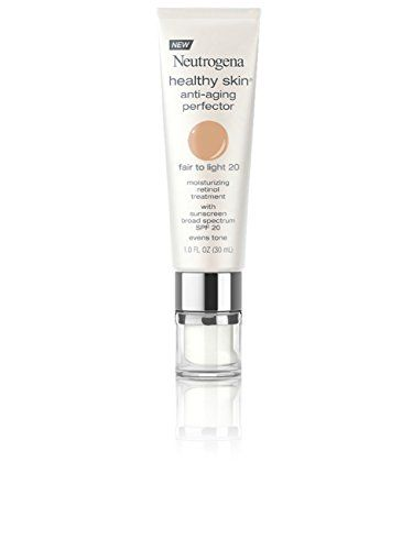 Neutrogena Healthy Skin SPF 20 AntiAging Perfector 20Fair to Light 1 Fluid Ounce -- Read more reviews of the product by visiting the link on the image.